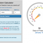 Financial Freedom Calculator