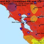 Current Bay Area Air Quality