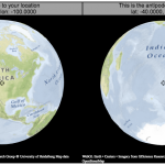 Antipodes map: What's on the other side of the Earth?