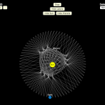 Planetary Art – Inner Planet Orbital Spirograph