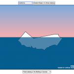 Iceberger Remixed and Improved – Iceberg Simulator
