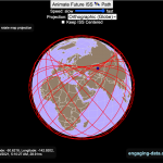 Visualizing the Orbit of the International Space Station (ISS)